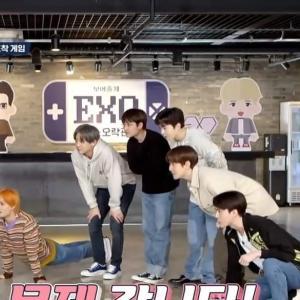 EXO娯楽館 EP 6&EXO色々♥