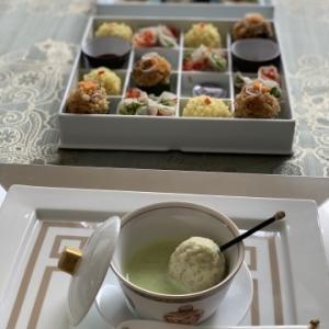 シノワズリレッスンお料理