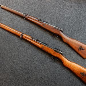 仁川工廠製九九式短小銃