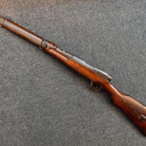 長年の謎が氷解!三八式騎兵銃後期型(名古屋製)