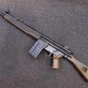 東京大阪両店でラスト1挺! Gew.3A3 自動小銃!