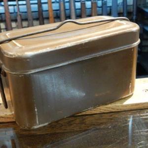 日本陸軍将校用飯盒!