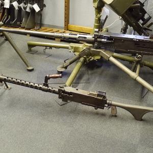結構重い軽機関銃、M1919A6! (後編)