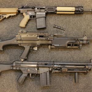 時代を先取りした分隊支援火器HK11A1