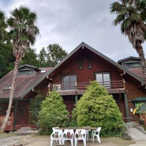ワンコと秋の淡路島旅~一軒家のお宿@パームハウス
