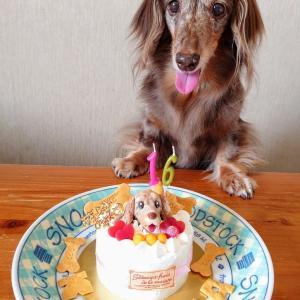 1ヶ月遅れの16歳のお誕生日祝い♪