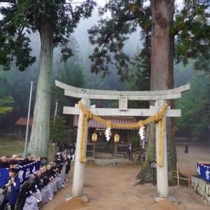 2019加茂大祭・・・・松尾神社②