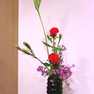 タカサゴユリの実、瓶花