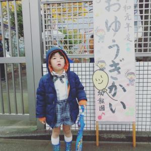 """""""幼稚園のお遊戯会☆"""""""