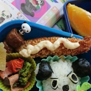 幼稚園のお弁当と 園ママランチ♪