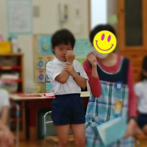 幼稚園のお誕生日会☆