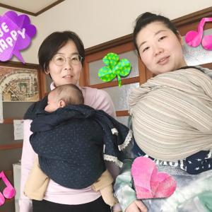 ▪️【12/11開催レポ】だっこ・おんぶ・赤ちゃん育ち講座@ママンココン