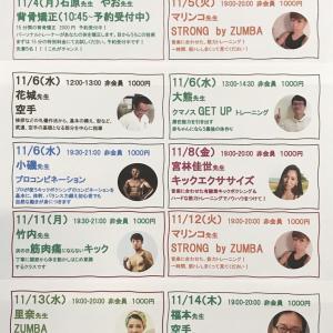 11/4(月)、東京調布でレッスンです♫