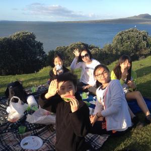 久々に本気のニュージーランド移住希望者様2組との個別相談実施