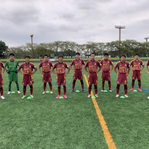 関東リーグ(U15)第3節vs鹿島アントラーズノルテ