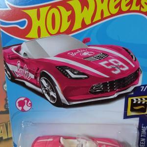 ♪ Barbie な Corvette
