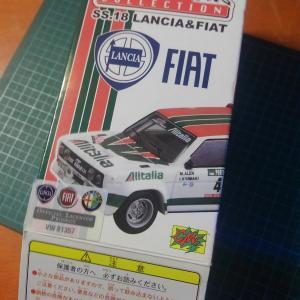 ♪ LANCIA DELTA HF 16V No.1 1991