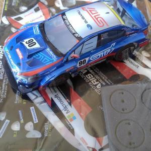 ♪ 3inch(?) な「YARIS WRC」