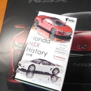 ♪ F-toys の 「NSX NC1型」