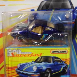 ♪ 50th な 「911 TURBO」