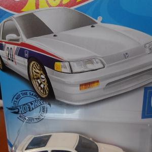 ♪ カラバリ 「'88 CR-X」