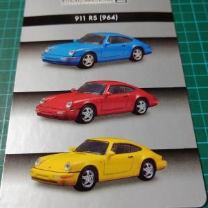 ♪ Porsche 911RS (Type 964)
