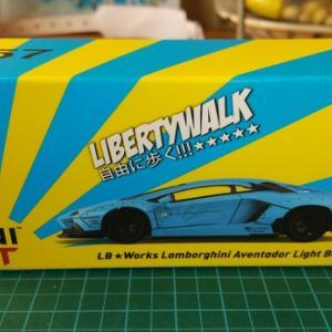 ♪ LB★WORKS Lmborghini Aventador