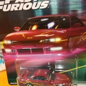 ♪ F&F な 「240SX (S14)」