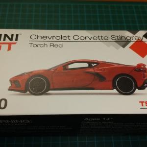 ♪ Corvette Stingay (C8)