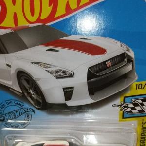 ♪ HW な 「50th Anniversary GT-R」