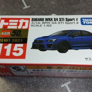 ♪ WRX S4 STI Sport #
