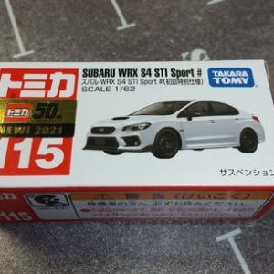 ♪ STI Sport # (初回特別)