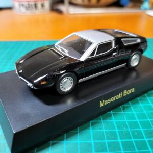 ♪     京商 の 「 Maserati Bora」