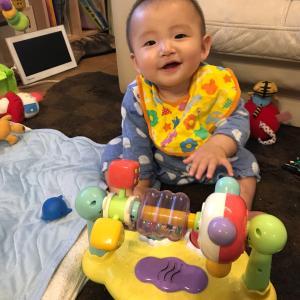 生後6ヶ月、華瑠ちゃんの好きなもの。