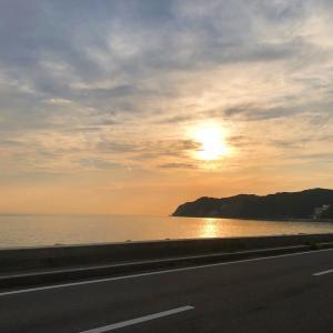 海とドライブ