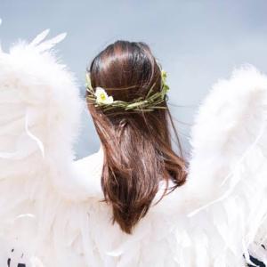 天使の声を聴く