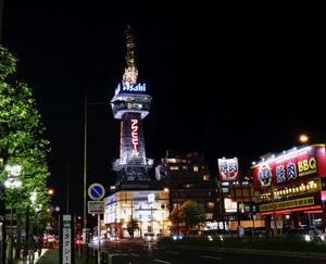 ◆夜の街をブラブラ(別府3)
