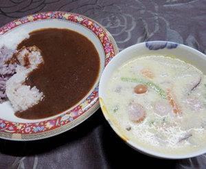◆ある日の おかん飯