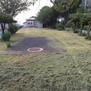 草刈りボランティア