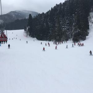 鳥取東高校スキー実習手伝い
