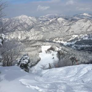 若桜学園スキー教室前期ブロック