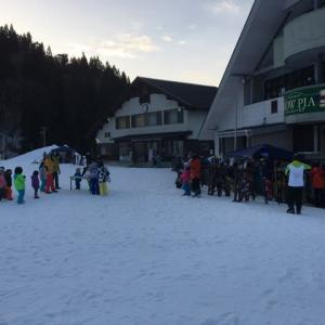 若桜氷ノ山スキー場お客様感謝祭前夜祭