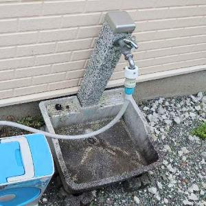立水栓(パン・蛇口)の交換