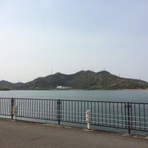 平荘湖(へいそうこ)1周