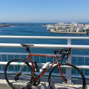 のんびり~ゆっくり~サイクリング!朝練無しで