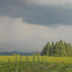 雷雲とにわか雨