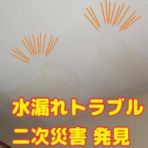【ショック】水漏れトラブル後の二次災害