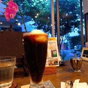 今日のカフェ檸檬さん