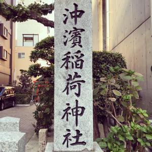 川上音二郎さん、生誕の地。