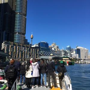 シドニーソウルメイトとミニ旅行